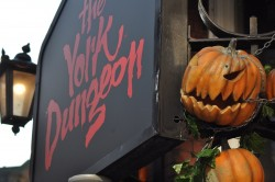 York Dungeon Halloween Pumpkins